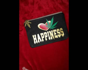 WEED CANVAS POUCH