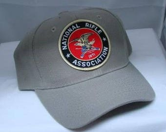 Vintage National Rifle Association 1871 Low Profile Ball Cap Never Worn