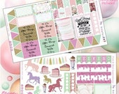RETIRING SALE! 75% OFF | Pink & Mint Inspirations Planner Stickers