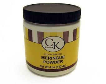 Meringue Powder - 4 oz