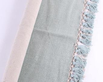 Rug 100% cotton OMBRE - colours