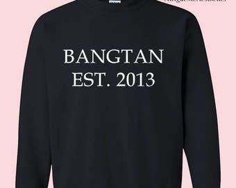 BTS EST. 2013 SweatShirt