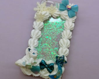 READY TO SHIP: Alolan Vulpix decoden case for the iPhone 6+