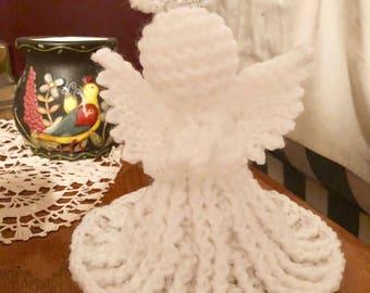Crochet Guardian Angels (3 styles)