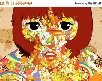 Summer Sale Paprika Movie POSTER (2006) Fantasy/Sci-fi