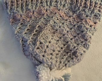 crochet adult hat