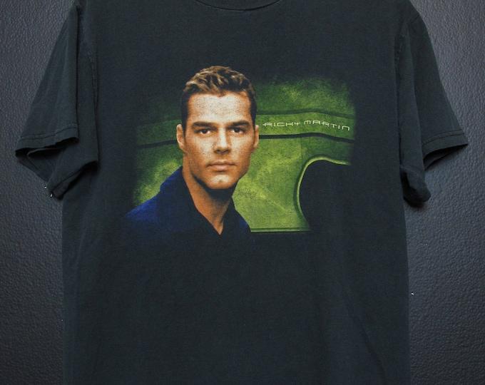 Ricky Martin 1990s vintage Tshirt