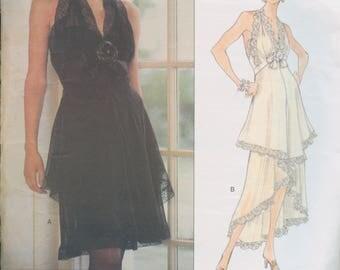 Vogue  Bellville Sassoon  Misses Dress Pattern 1479