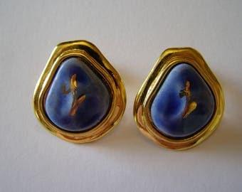 Edouard Rambaud/earring Edouard Rambaud/vintage edouard rambaud/earring collectible jewelry