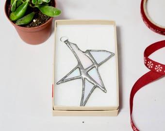 Star /  Christmas Decoration / Lightcatcher / Suncatcher