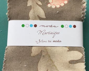 Moda Martinique by 3 Sisters Mini Charm Pack