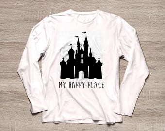 Disney World My Happy Place