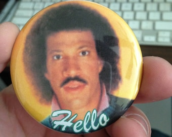 Lionel Richie Hello Button