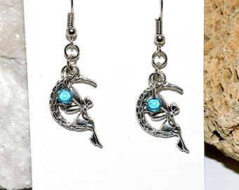 "Earrings ""fairy"""