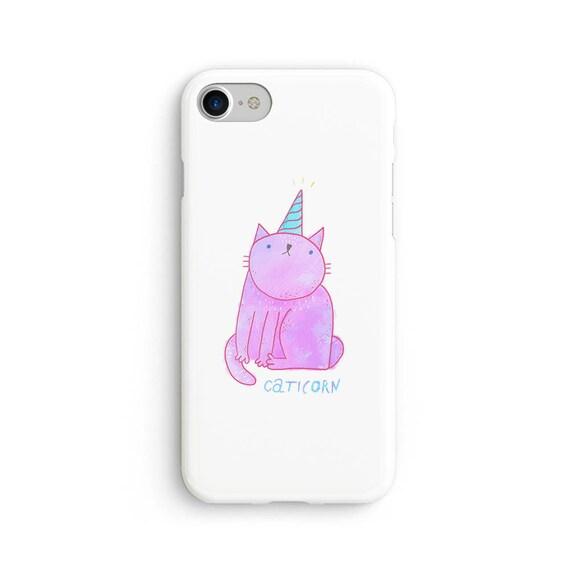 Caticorn - iPhone 7 case, samsung s7 case, iphone 7 plus case, iphone se case 1P012