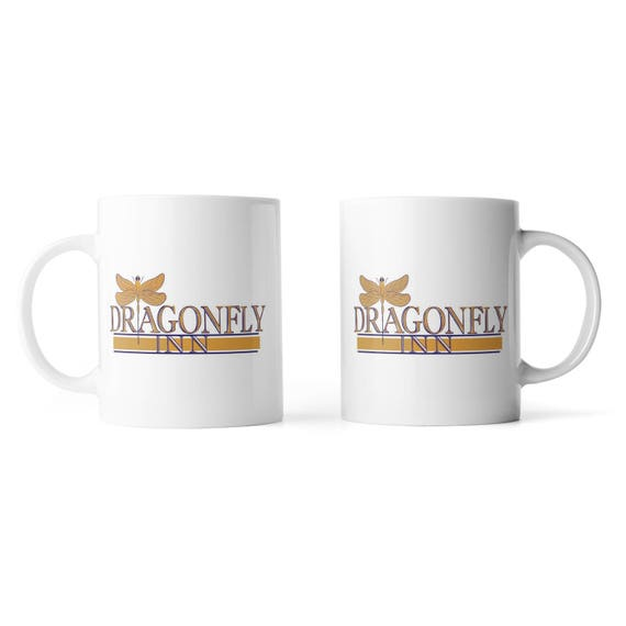 Dragonfly Inn Gilmore Girls Stars Hollow Connecticut mug - Funny mug - Rude mug - Mug cup 4P065