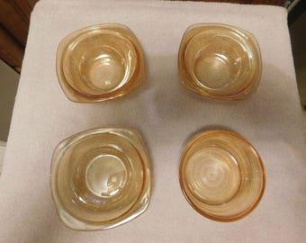 Vintage Snack Bowls