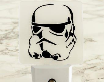 Star Wars Storm Trooper LED Night Light