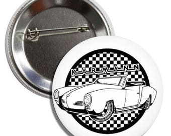 Karmann Ghia Button