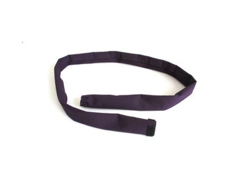 Catheter Tubing Cover | Urine Tube Cover | Catheter Tube Cover | Wheelchair Accessories | Drainage Tube Cover | PURPLE PLUM