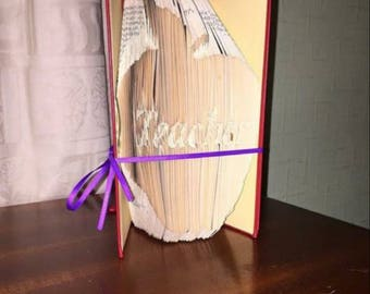 Book Art Teacher Gift