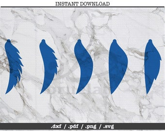 Feather file,DIY circle hoop earrings,leather jewelry making,svg,dxf,png, Cricut, Silhouette,cutting machine,vector,explore,dangle cut out