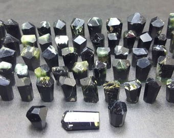 WOW 1100 Carat Beautiful Mixed Color Polished Tourmaline Crystals@Afghanistan1