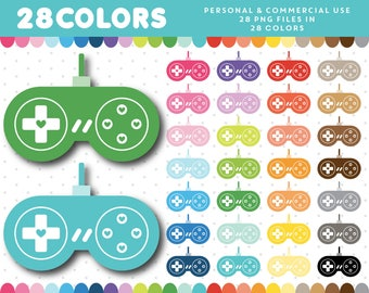 Gaming clipart, Gamer clipart, Controller clipart, Game night clipart, Gaming icon, Gaming graphics Clipart gaming Gaming controller CL-1592