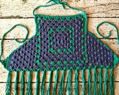 Crochet Halter Top PATTER...