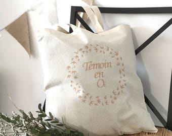 Tote bag, best man