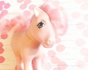 My little pony Cotton Candy 1982 by Hasbro