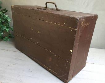 valise vintage etsy fr. Black Bedroom Furniture Sets. Home Design Ideas