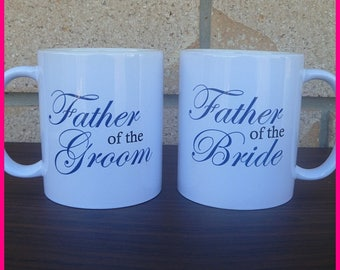 Father Of The Bride/Groom Coffee Mug
