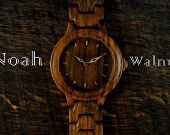 wood watch engraved wood watch engagement gift gift for men Mens Watch personalized gift watches Engrave wood watch wooden watch for man