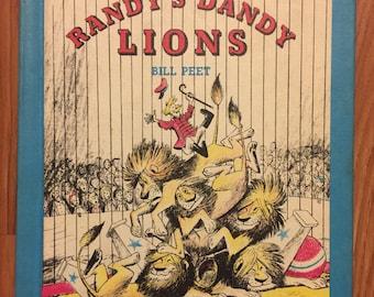Randy's Dandy Lions by Bill Peet