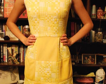 Vintage Patchwork dress