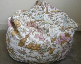 Holly Hobbie Bean Bag By Sarah Kay