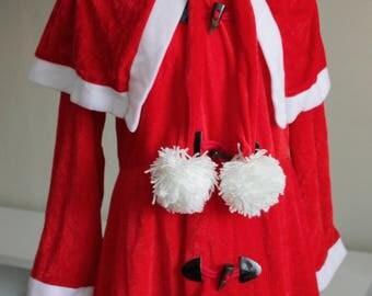Asuka Langley Soryu Evangelion NGE New Year Christmas anime manga handmade cosplay costume for a girl XS-S