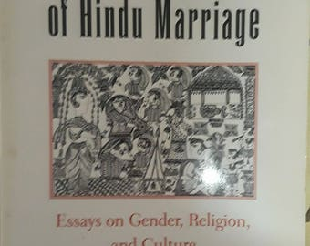 From the Margins of Hindu Marriage: Essays on Gender, Religion and Culture Edited by Harlan and Courtright