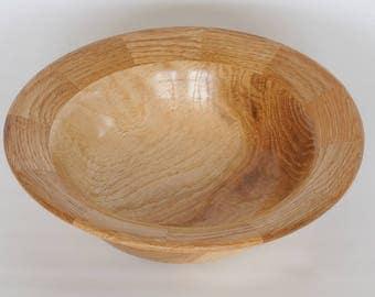 Reclaimed Oak Bowl