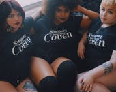 Support Your Local Coven UNISEX Tee