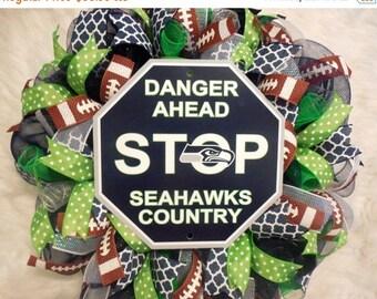 Seahawks decor Etsy