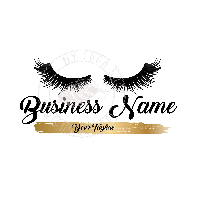Eyelash Logo – Name