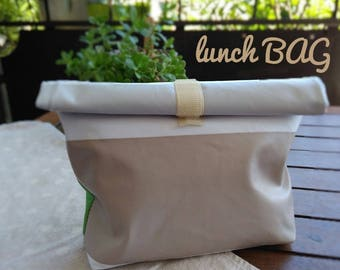 "Lunch bag ""schisetta"""