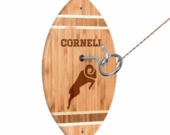 Cornell College Rams Tiki Toss