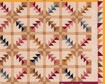 On-Point Patchwork Fuss-Free Diagonals using the Omnigrid Ruler Donna Lynn Thomas