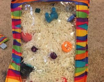 Colors & Shapes Sensory Bag