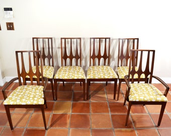 Mid Century Dining Chairs by Broyhill Brasilia