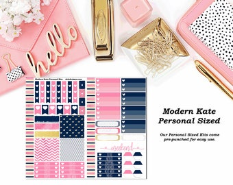 Modern Kate Personal Sized Planner Kit