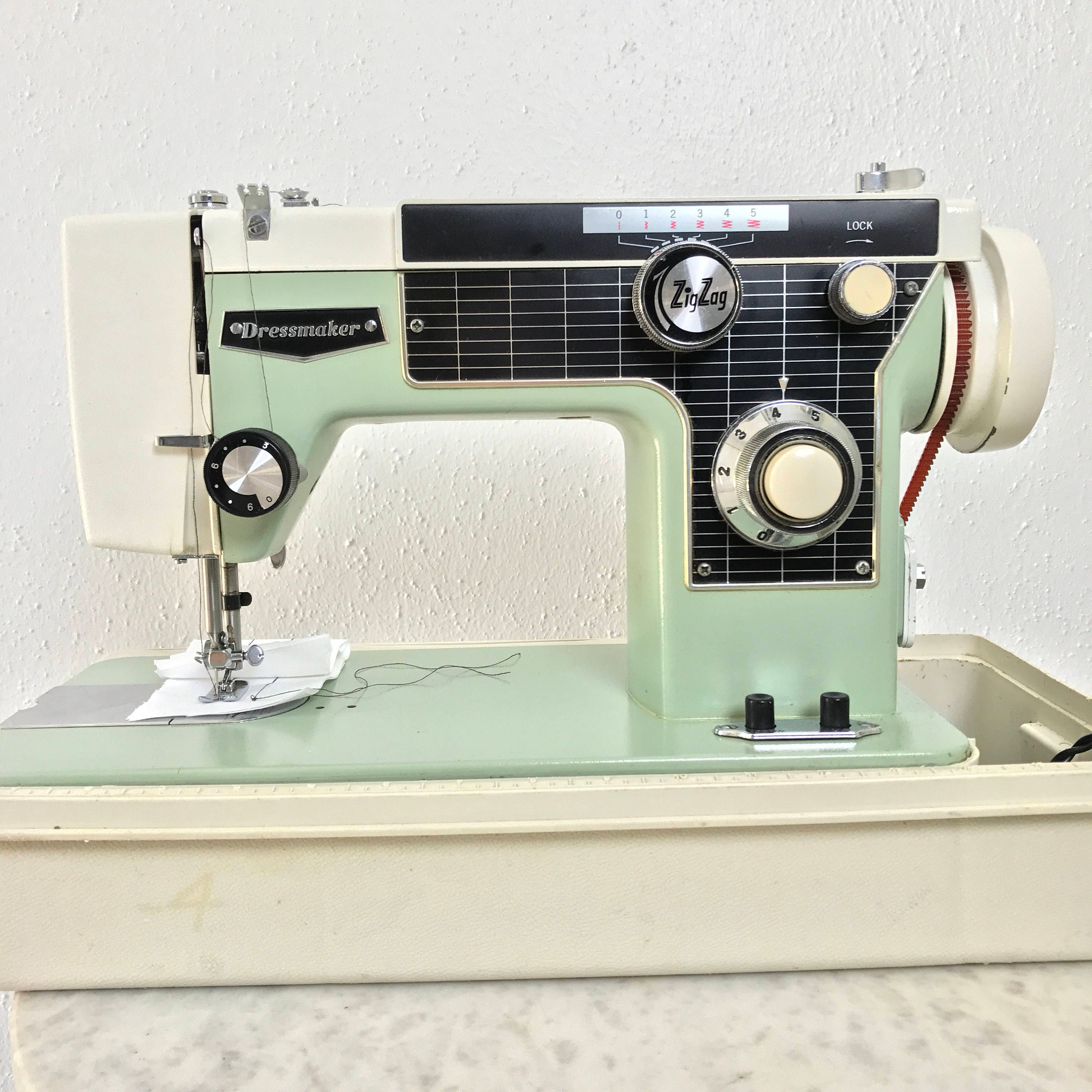 domestic sewing machine value